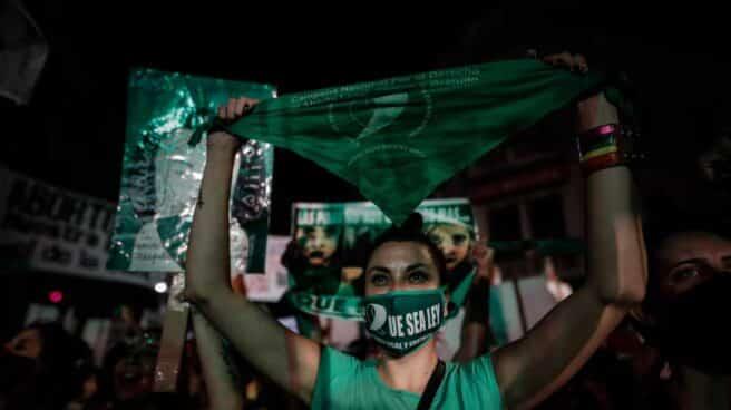 Argentina Senado aborto