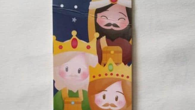 Almeida asegura que el folleto del rey Baltasar blanco fue error de la empresa Es mi rey mago favorito