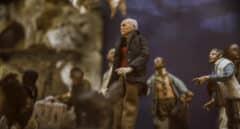 El pintor Antonio López se cuela en el belén del Musseo Thyssen