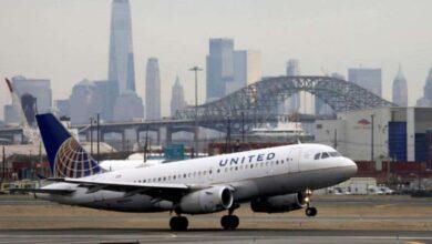 Un pasajero con síntomas de coronavirus muere en pleno vuelo