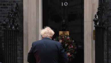 Las plagas del Reino Desunido de Boris Johnson
