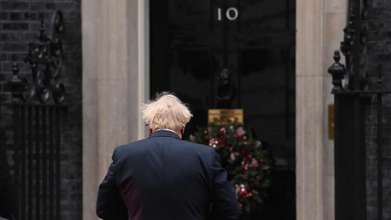 Boris Johnson-coronavirus-Brexit