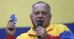 """El número dos del chavismo amenaza a los venezolanos: """"El que no vote no come"""""""