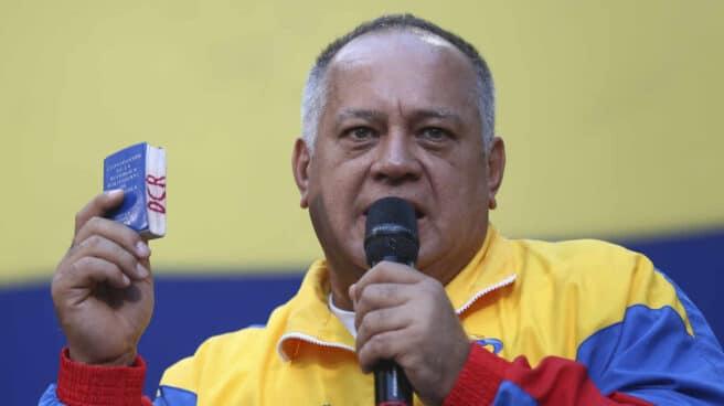 Venezuela-Diosdado Cabello