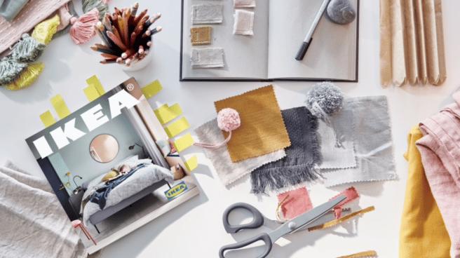 Catálogo de Ikea.