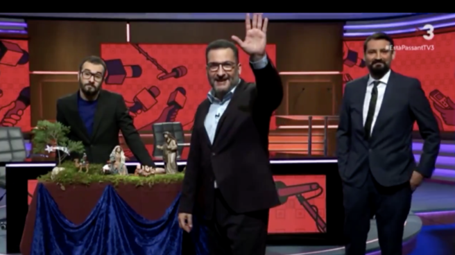 Captura del programa de TVE 'Està passant'