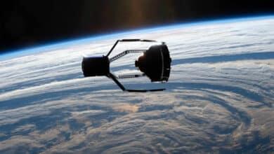 Año 2025: misión, limpiar el espacio