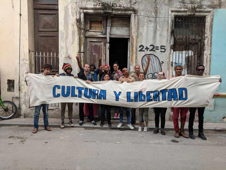 Cuba Movimiento San Isidro