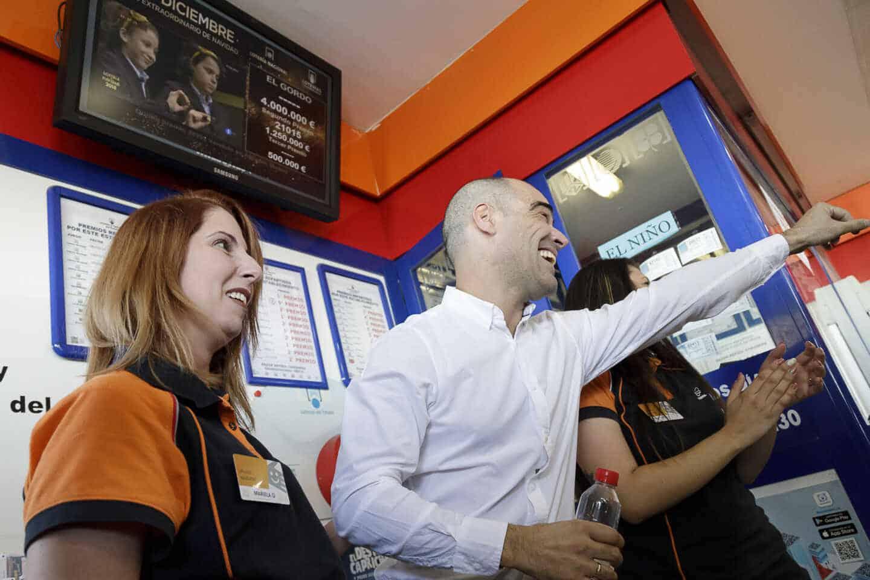 """""""El Gordo"""" y dos segundos premios caen de nuevo en esta famosa gasolinera de Tenerife"""