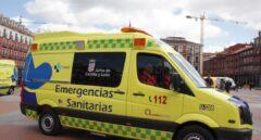 Ambulancia de Sacyl.