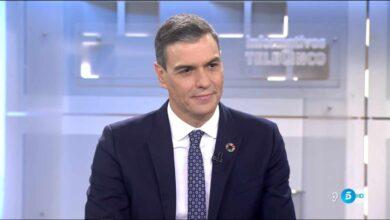"""Sánchez aduce sobre Juan Carlos I que """"se juzgan personas, no instituciones"""""""