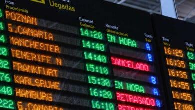 El Constitucional suspende el decreto canario del test de antígenos para los turistas