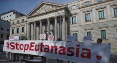 Las claves de la ley de eutanasia que ha aprobado el Congreso