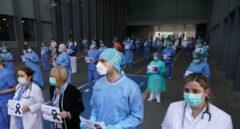 El colectivo más castigado: más de 93.000 sanitarios contagiados de Covid