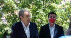Zapatero defiende a Otegi y a Maduro
