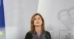 La directora de la Agencia Española de Medicamentos y Productos Sanitarios, María Jesús Lamas.