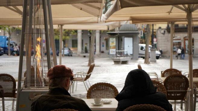 Reapertura de la hostelería en Segovia