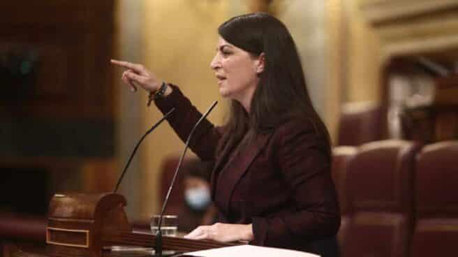 Macarena Olona en el Congreso