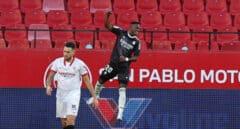 Vinicius saca al Madrid de la 'friendzone'