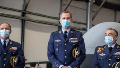 Moncloa quiere que Felipe VI use Nochebuena y la Pascua Militar para desmarcarse de su padre y los ex militares