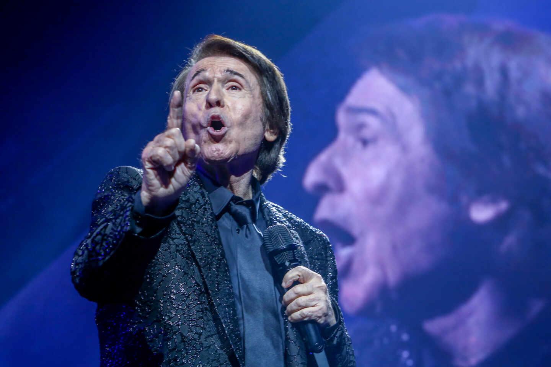 Raphael ofrece un concierto en el Wizink Center de Madrid
