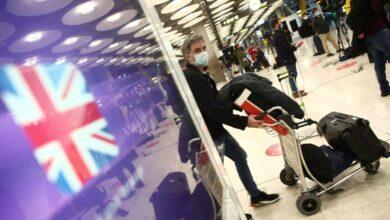 Gibraltar restringirá los vuelos con Reino Unido y sólo dejará a entrar a gibraltareños