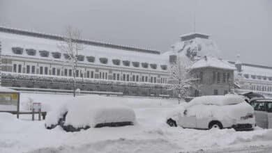 Protección Civil alerta de inminentes nevadas en 11 comunidades