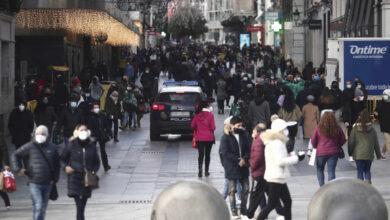 España despide 2020 con el peor dato de incidencia en un mes y 148 muertes en 24 horas
