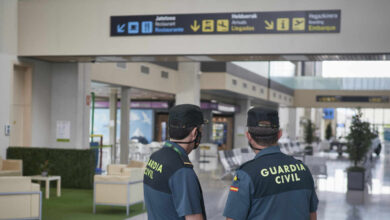 La Guardia Civil hace más de 1.500 PCR de covid desde que se validó su laboratorio