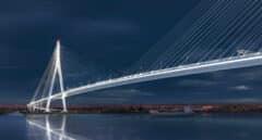 El  Gordie Howe será el puente atirantado más grande de Norteamérica