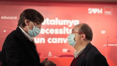 """Miquel Iceta: """"Había que sacudir el resignado tablero político catalán"""""""