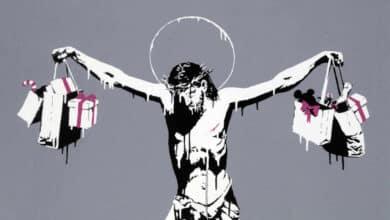 Banksy, la crítica al consumo que cobra entrada