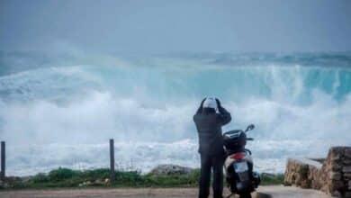Hortensia, la nueva borrasca que traerá fuertes rachas de viento a España desde este jueves