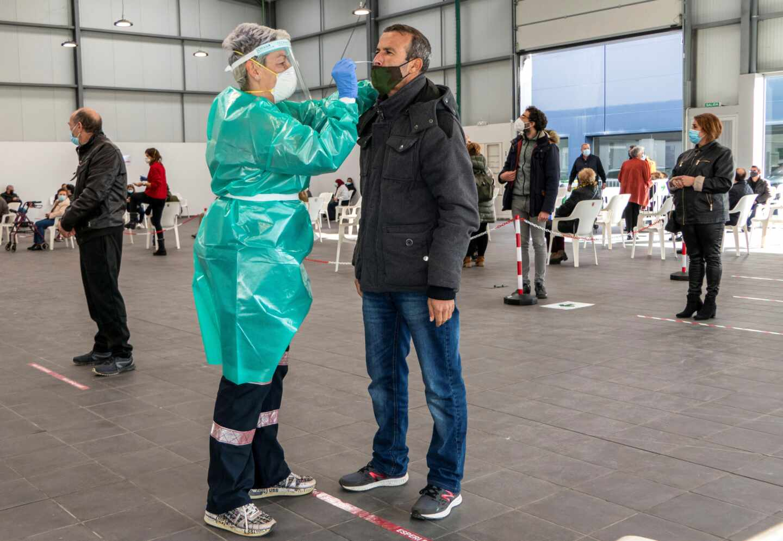 La incidencia acumulada de contagios por Covid-19 en Baleares dobla la media nacional