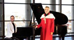 La soprano Ainhoa Arteta apoya con su voz la Campaña de Navidad de Cáritas Más cerca que nunca