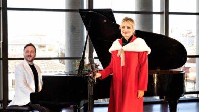 """La soprano Ainhoa Arteta apoya con su voz la Campaña de Navidad de Cáritas """"Más cerca que nunca"""""""