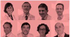 Los mejores médicos de España, según 'Forbes', analizan las posibles secuelas del Covid-19