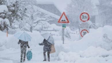 Navidad teñida de blanco: el paso de un frente frío podría traer nevadas en varias provincias
