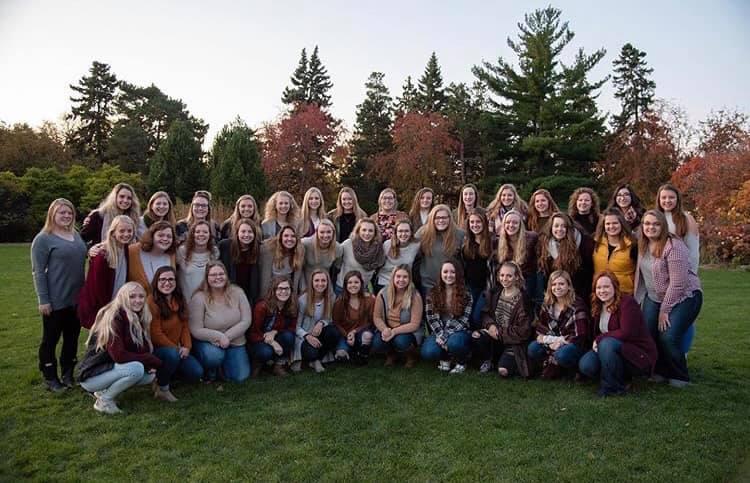 Hermandad de mujeres-Beta de Clovia-EEUU