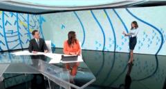 El regreso de Himar González a 'El Tiempo' de Antena 3 tras confesar que estuvo a punto de morir