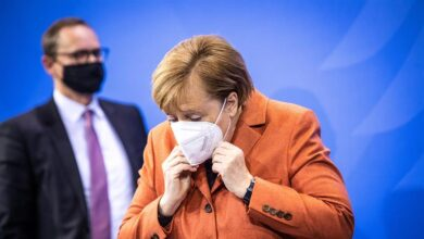 Alemania reimpone la cuarentena en todo el país hasta el 10 de enero