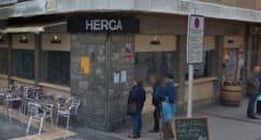 Bar Herga de Ermua.