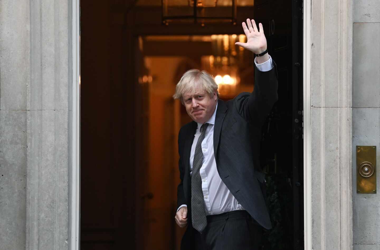 Boris Johnson-Acuerdo-Parlamento británico