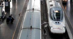 Descarrila en León un tren hacia Asturias, sin heridos