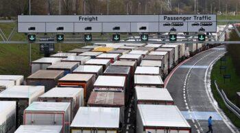 Se buscan transportistas: Reino Unido flexibilizará los visados para paliar la escasez de camioneros