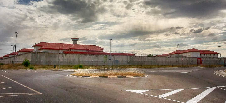 El Centro Penitenciario Madrid III, en Valdemoro, Madrid.