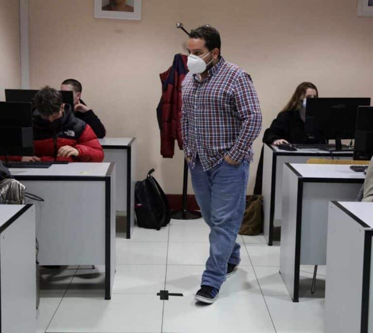 La crisis laboral dispara las demandas para ser profesor
