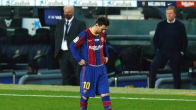 Lionel Messi dice adiós al FC Barcelona