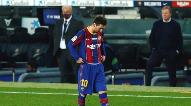 Messi se expone a una multa de hasta 60.000 euros por incumplir las restricciones del Covid