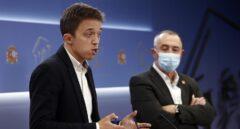 """Errejón critica el nuevo juicio a Otegi por Batasuna porque """"no ayuda políticamente"""""""
